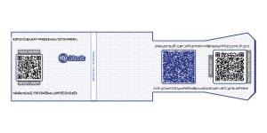 paper wallet de criptomonedass