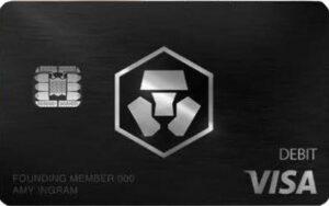 tarjeta de crédito de criptomoneda