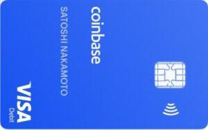 tarjeta de debito criptomonedas coinbase