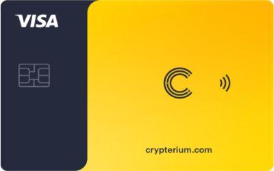 tarjeta prepago criptomonedas crypterium visa
