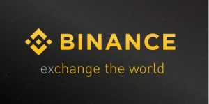 Exchange de monedas digitales BINANCE