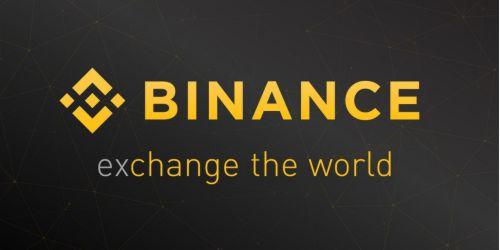 Exchange de monedas digitales BINANCE